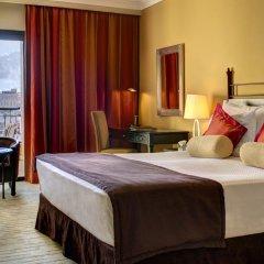 Отель Corinthia St George'S Bay 5* Улучшенный номер