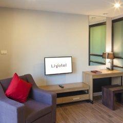 Livotel Hotel Lat Phrao Bangkok 3* Люкс разные типы кроватей