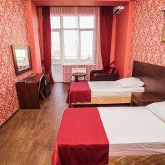 Гостиница Антика 3* Улучшенный номер с разными типами кроватей