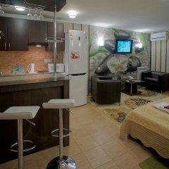Гостиница JOY Апартаменты Эконом разные типы кроватей фото 10