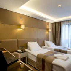 Отель GK Regency Suites 4* Номер Бизнес с различными типами кроватей