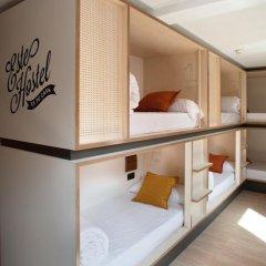 Отель Toc Hostel Madrid Испания, Мадрид - 3 отзыва об отеле, цены и фото номеров - забронировать отель Toc Hostel Madrid онлайн комната для гостей фото 3