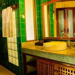 Отель Railay Bay Resort and Spa 4* Коттедж Делюкс с различными типами кроватей фото 9
