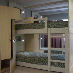 Гостиница Посадский 3* Кровать в мужском общем номере с двухъярусными кроватями фото 30