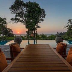 Отель Trisara Villas & Residences Phuket 5* Вилла с различными типами кроватей