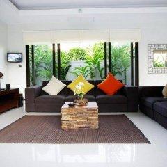 Отель Villa Suksan Nai Harn 3* Вилла с различными типами кроватей фото 7