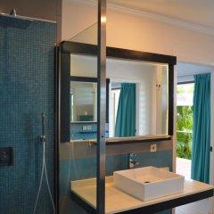 Отель Villa Blue Lagoon by Tahiti Homes Французская Полинезия, Папеэте - отзывы, цены и фото номеров - забронировать отель Villa Blue Lagoon by Tahiti Homes онлайн ванная