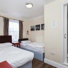 Ebury House Hotel Лондон комната для гостей фото 2