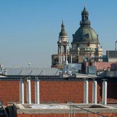 Prestige Hotel Budapest Будапешт фото 3
