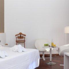 Отель URH Ciutat de Mataró 4* Стандартный номер двуспальная кровать фото 8