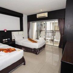 Отель Star Patong 3* Стандартный номер 2 отдельные кровати фото 4