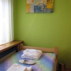 Spirit Hostel and Apartments Стандартный номер с различными типами кроватей (общая ванная комната) фото 7