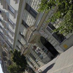 Warsaw Center Hostel LUX Номер с общей ванной комнатой с различными типами кроватей (общая ванная комната) фото 4