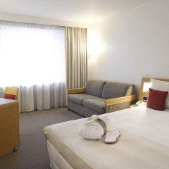 Отель Novotel Chateau de Maffliers 4* Улучшенный номер с различными типами кроватей фото 3