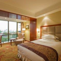 AVIC Hotel Beijing 4* Люкс повышенной комфортности с различными типами кроватей