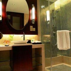 Sheraton Shenzhen Futian Hotel 5* Улучшенный номер с различными типами кроватей фото 5