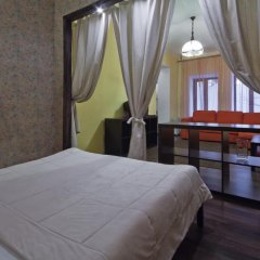 Гостиница Меблированные комнаты комфорт Австрийский Дворик Апартаменты с различными типами кроватей фото 9