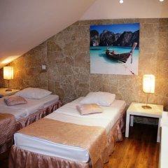 Сити Комфорт Отель 3* Стандартный номер с 2 отдельными кроватями фото 17