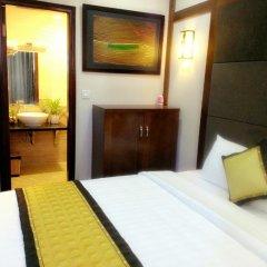 Tea Hotel Hanoi Номер Делюкс с различными типами кроватей фото 2