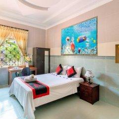Отель Binh Yen Homestay (Peace Homestay) комната для гостей фото 5