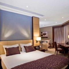 Kharkiv Palace Hotel 5* Номер Делюкс с двуспальной кроватью фото 4