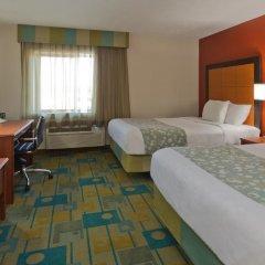 Отель La Quinta Inn & Suites Meridian 2* Номер Делюкс с различными типами кроватей