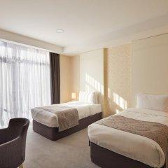 Отель Gallery Palace 4* Улучшенный номер с 2 отдельными кроватями фото 2