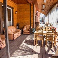 Гостиница Guest House Le Chalet балкон
