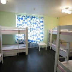 Хостел Иж Кровать в женском общем номере с двухъярусной кроватью
