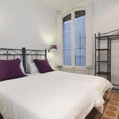 Отель Central Suites Barcelona комната для гостей фото 3