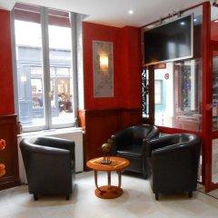 Отель De Paris Montmartre Париж интерьер отеля фото 3