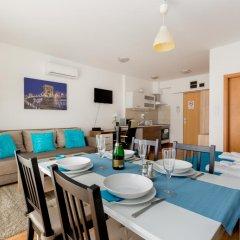 Апартаменты Sun Resort Apartments Студия Делюкс с различными типами кроватей фото 9