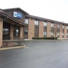 Отель Best Western Lakewood Inn 2* Люкс с различными типами кроватей фото 3