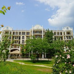 Отель Apartcomplex Harmony Suites - Dream Island вид на фасад фото 2