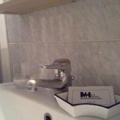 Hotel Montevecchio 2* Стандартный номер с двуспальной кроватью фото 9