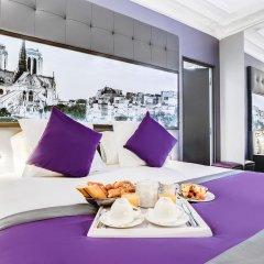 Отель Best Western Nouvel Orleans Montparnasse 4* Стандартный номер фото 29