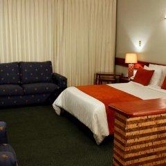 Отель Apartotel Tairona 3* Студия с двуспальной кроватью фото 14