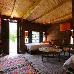 Отель Ecolodge Bab El Oued Maroc Oasis Полулюкс с различными типами кроватей фото 3