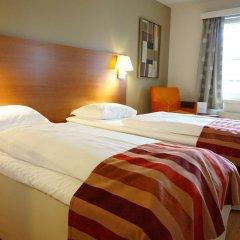Marché Rygge Vest Airport Hotel 3* Стандартный номер с различными типами кроватей фото 7