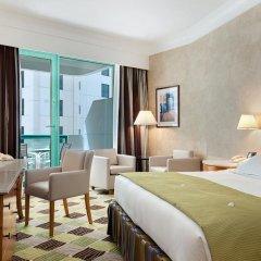 Отель Hilton Dubai Jumeirah 5* Представительский номер с различными типами кроватей фото 2