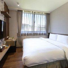 Ximen Hedo Hotel Kangding,Taipei 3* Улучшенный номер с различными типами кроватей фото 5