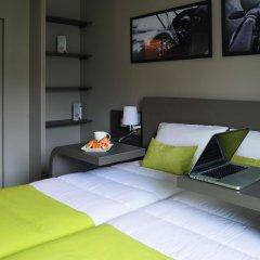 Отель Appart'City Confort Le Bourget - Aéroport Студия с различными типами кроватей фото 5