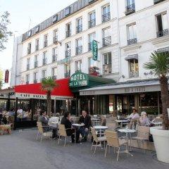Отель Hôtel De La Tour Париж питание