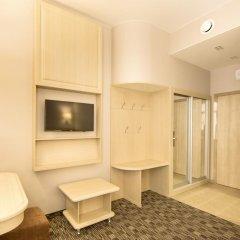 Гостиница Роза Ветров 4* Улучшенный номер двуспальная кровать фото 7