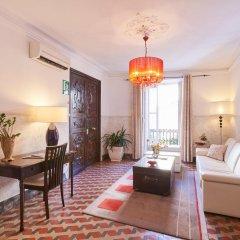 Отель B&b Almirante Валенсия комната для гостей фото 4