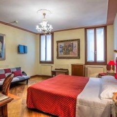 Hotel La Fenice Et Des Artistes 3* Стандартный номер с двуспальной кроватью фото 2