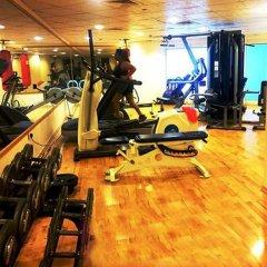 Отель Furnished Rentals ARY Marina Tower Dubai Marina фитнесс-зал