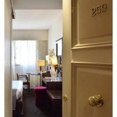 Отель Servotel Saint-Vincent 4* Стандартный номер с различными типами кроватей фото 5