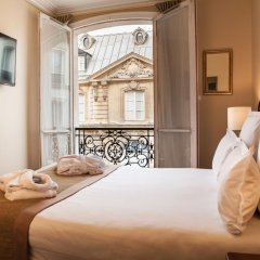 Saint James Albany Paris Hotel-Spa 4* Полулюкс с различными типами кроватей фото 15