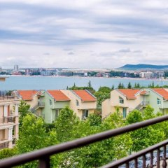Апартаменты Oxygen Apartments Свети Влас балкон